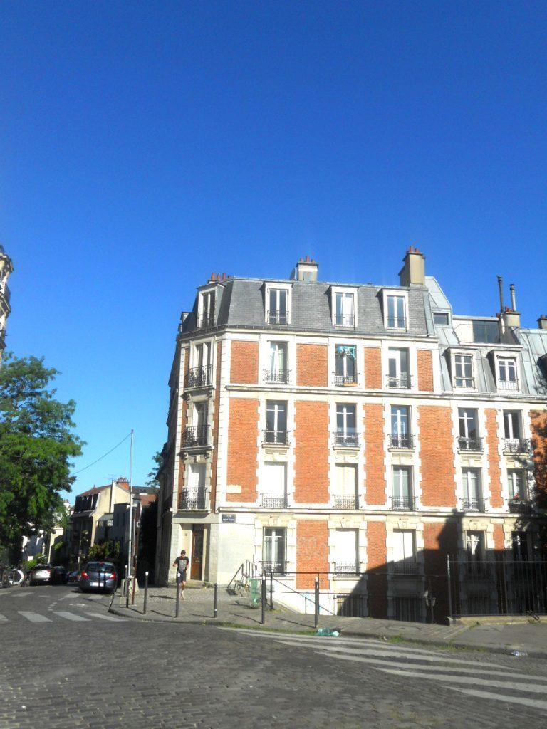belle architecture à Montmartre