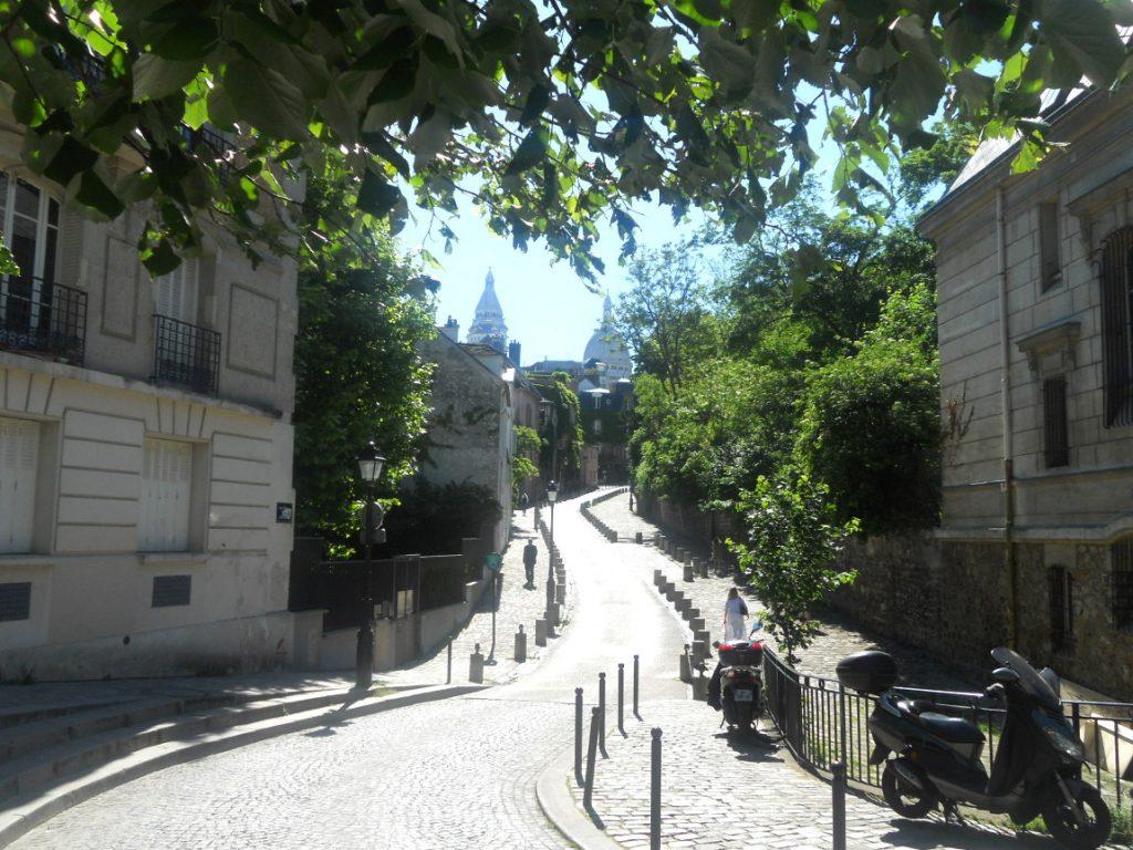 place Dalida à Montmartre