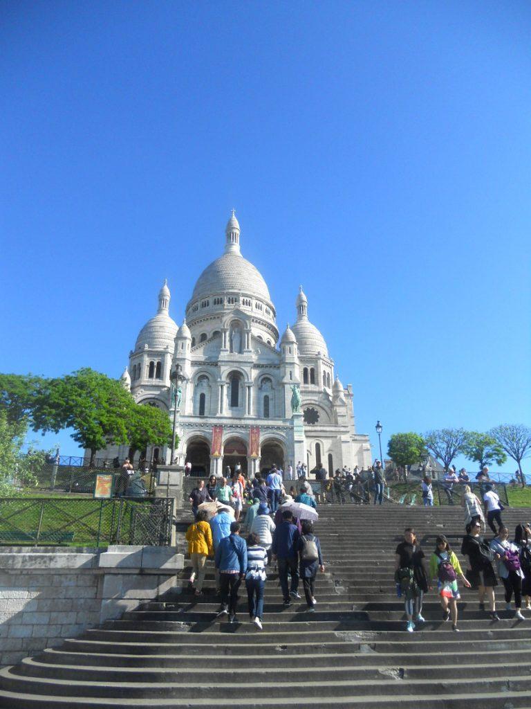 monument très touristique