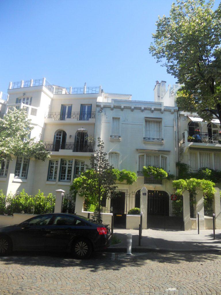 villas à Montmartre