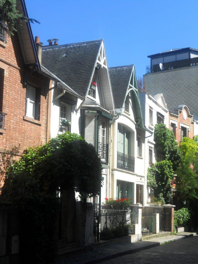 villa Léandre à Paris