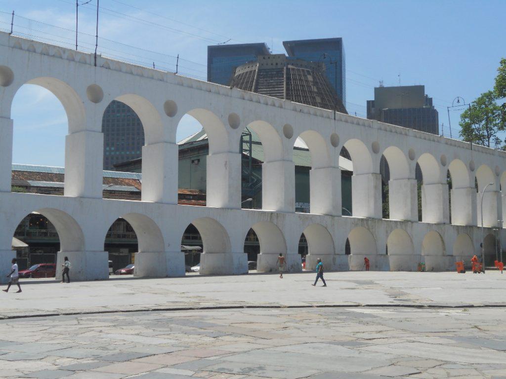 arches de Lapa à Rio de Janeiro