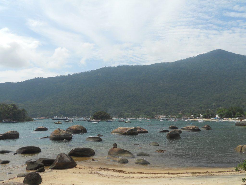 plage à Ilha Grande
