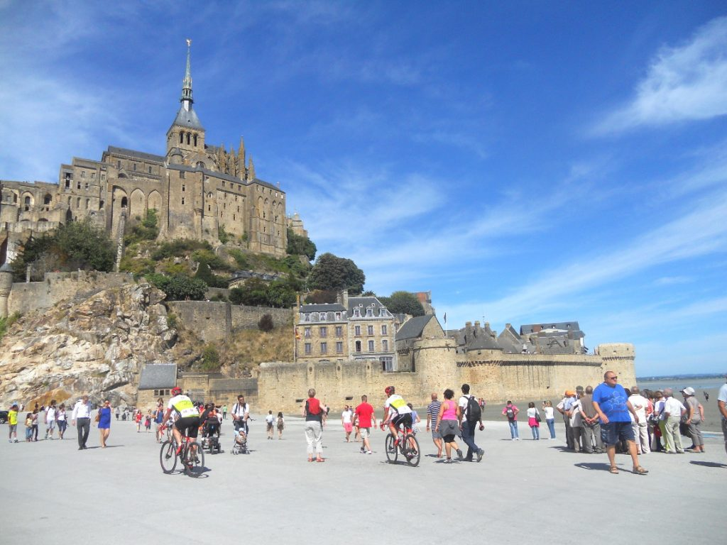 1 journée au Mont Saint-Michel
