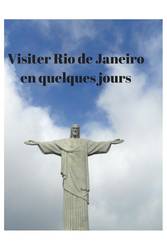 visiter Rio de Janeiro en quelques jours