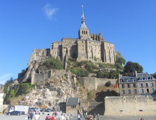 journée au Mont Saint-Michel