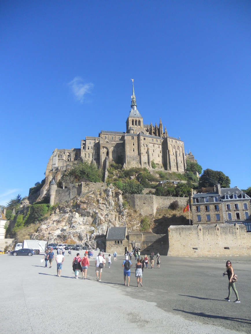 journée au Mont Saint-Michel