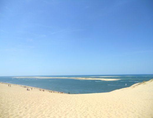 faire un tour à la dune du Pilat