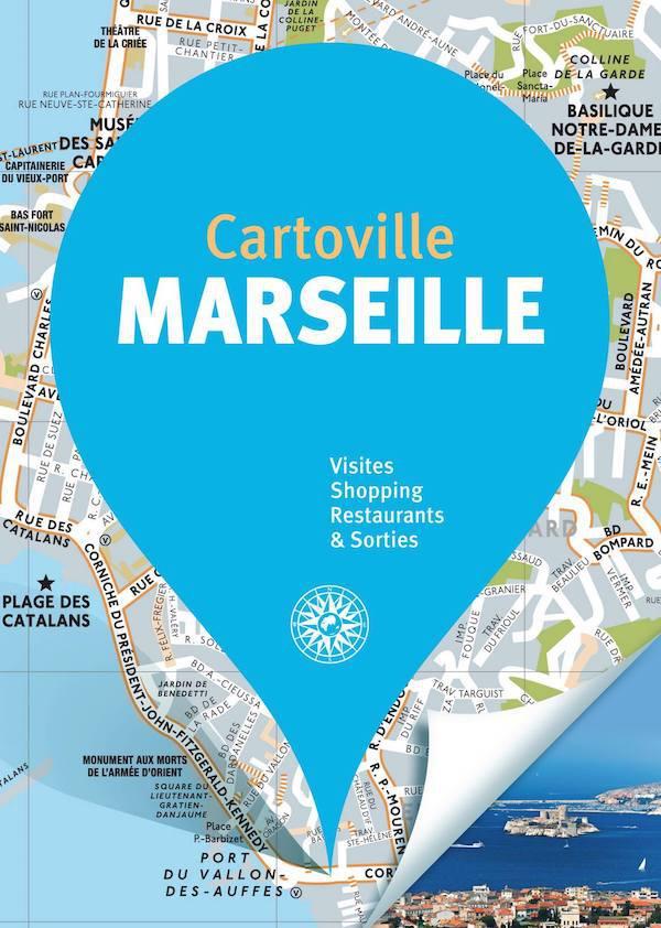 cartoville : Marseille