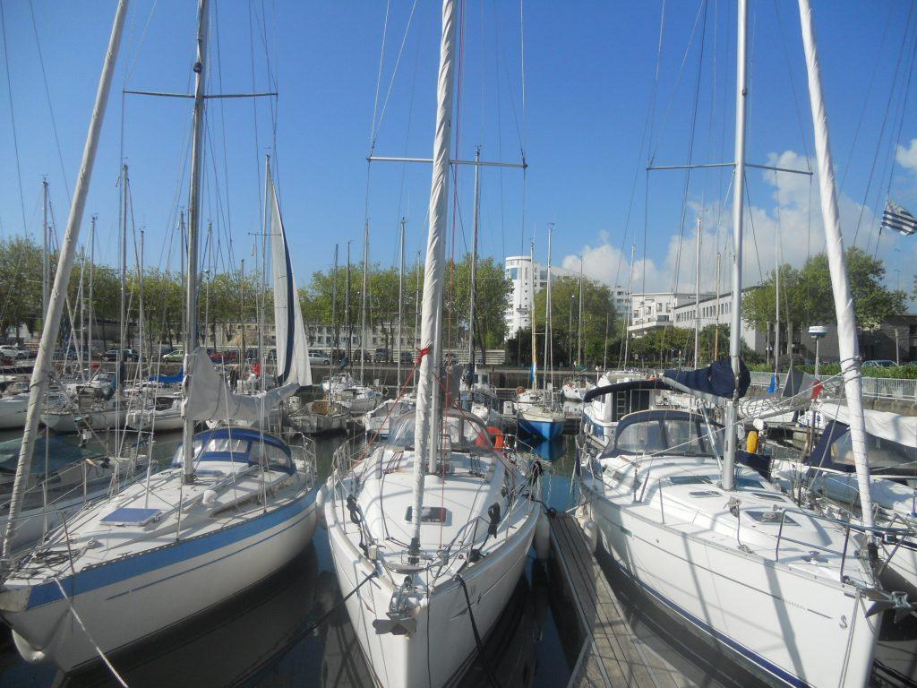 Lorient au printemps