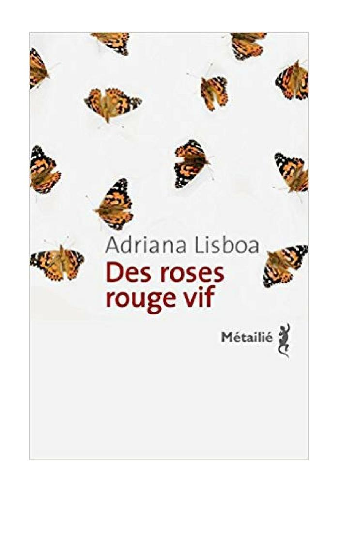 des roses rouges vif