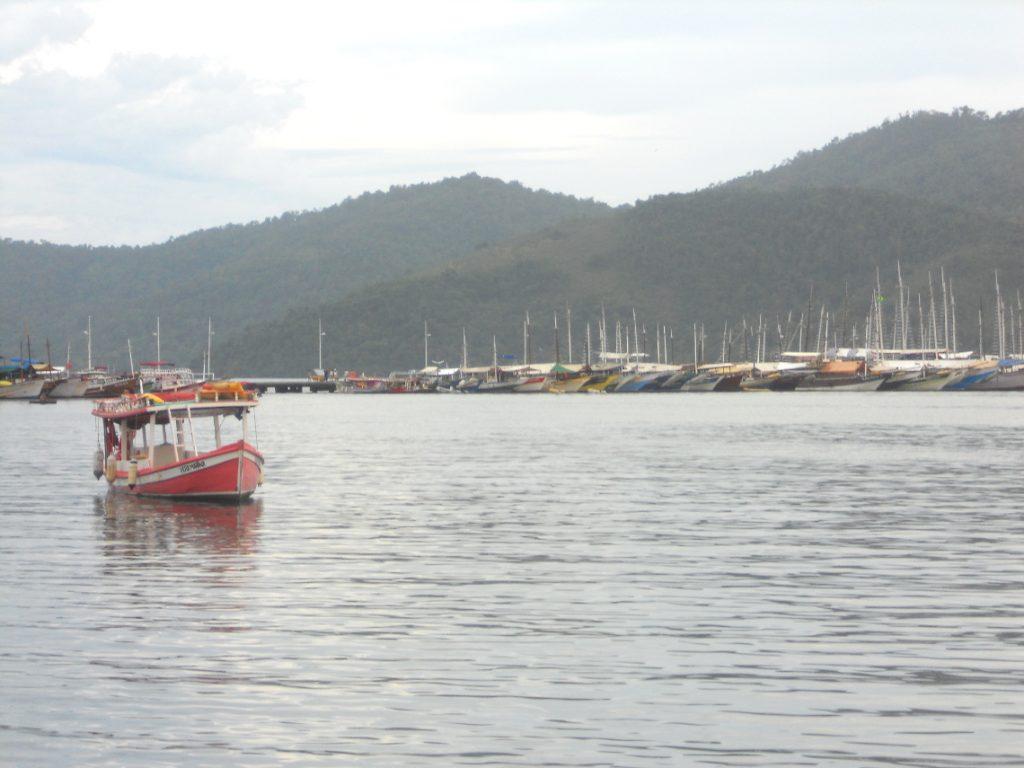 mer à Paraty