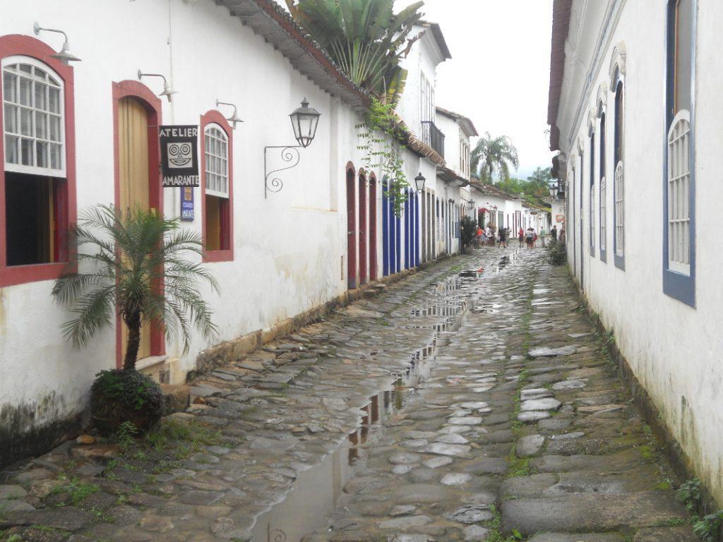 Paraty dans la Costa Verde