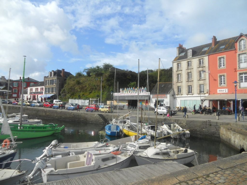 port du Morbihan