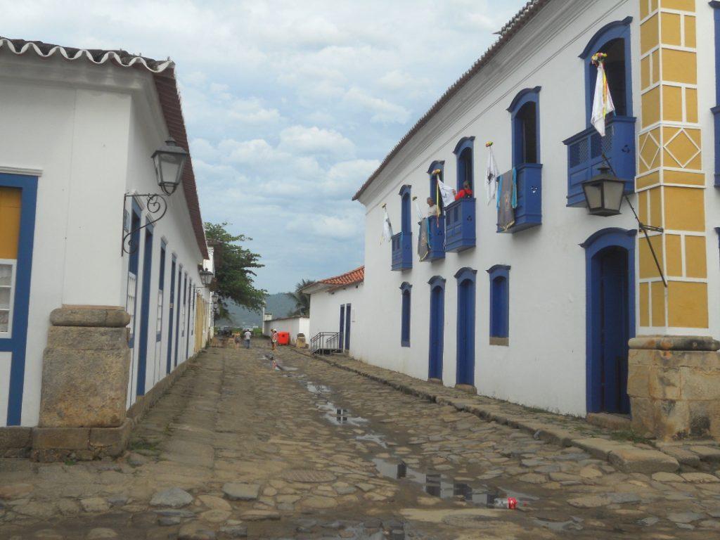 week end à Paraty au Brésil