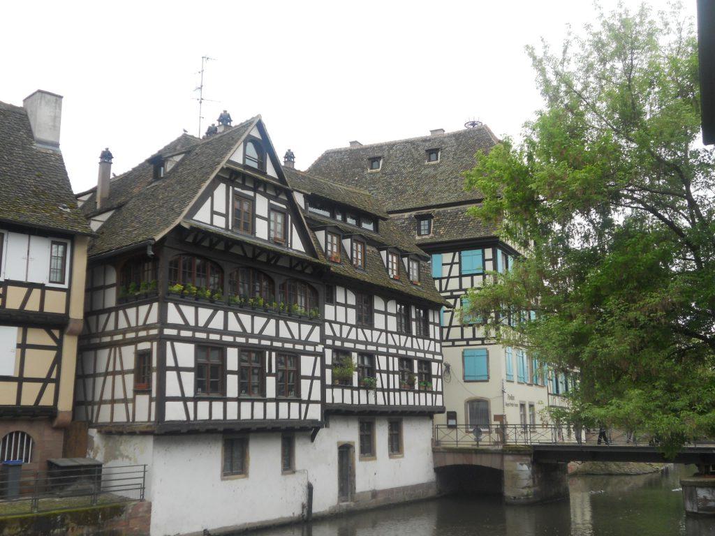 architecture alsacienne