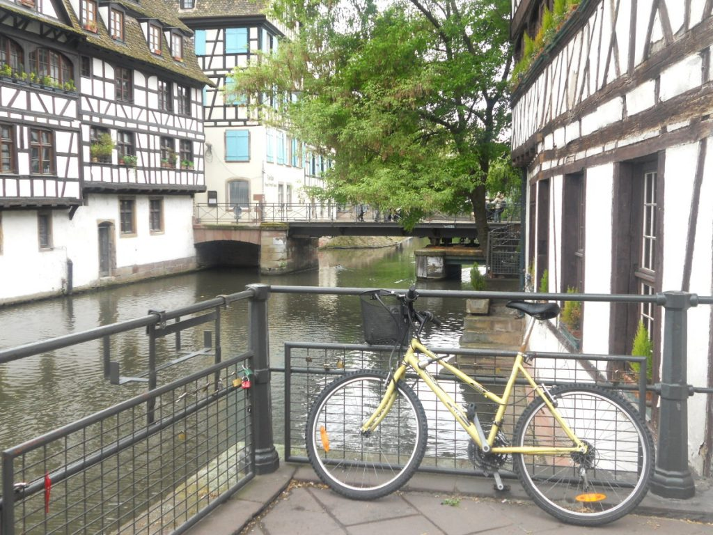 se promener à Strasbourg