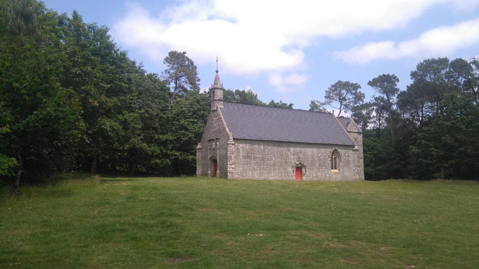 chapelle Saint Michel dans le Morbihan
