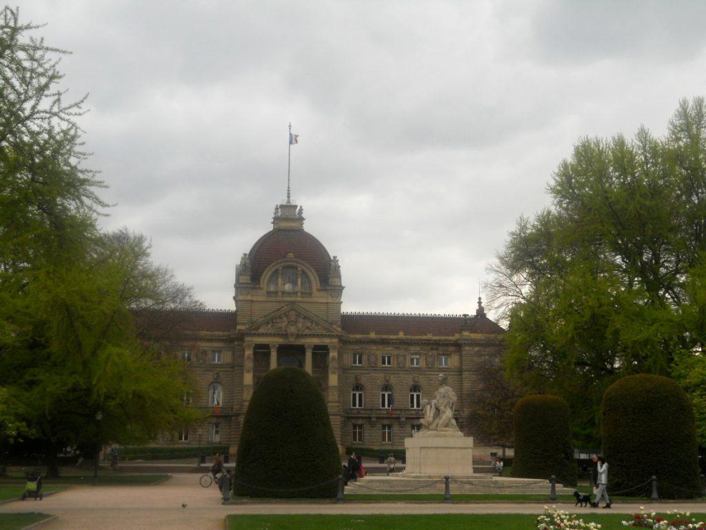 palais à Strasbourg