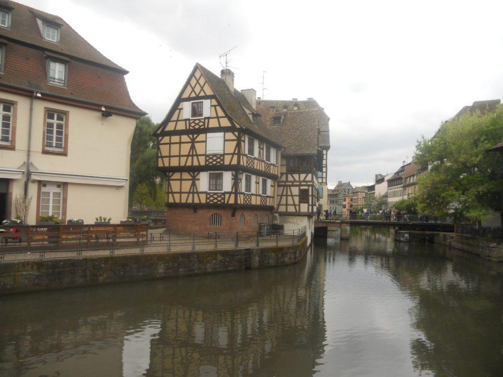 quartier à Strasbourg