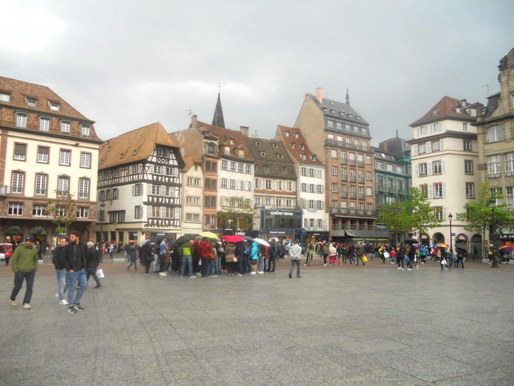 place célèbre à Strasbourg