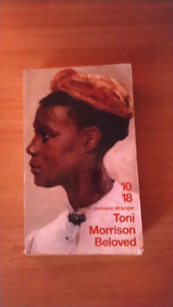 belove, roman de Toni Morrison