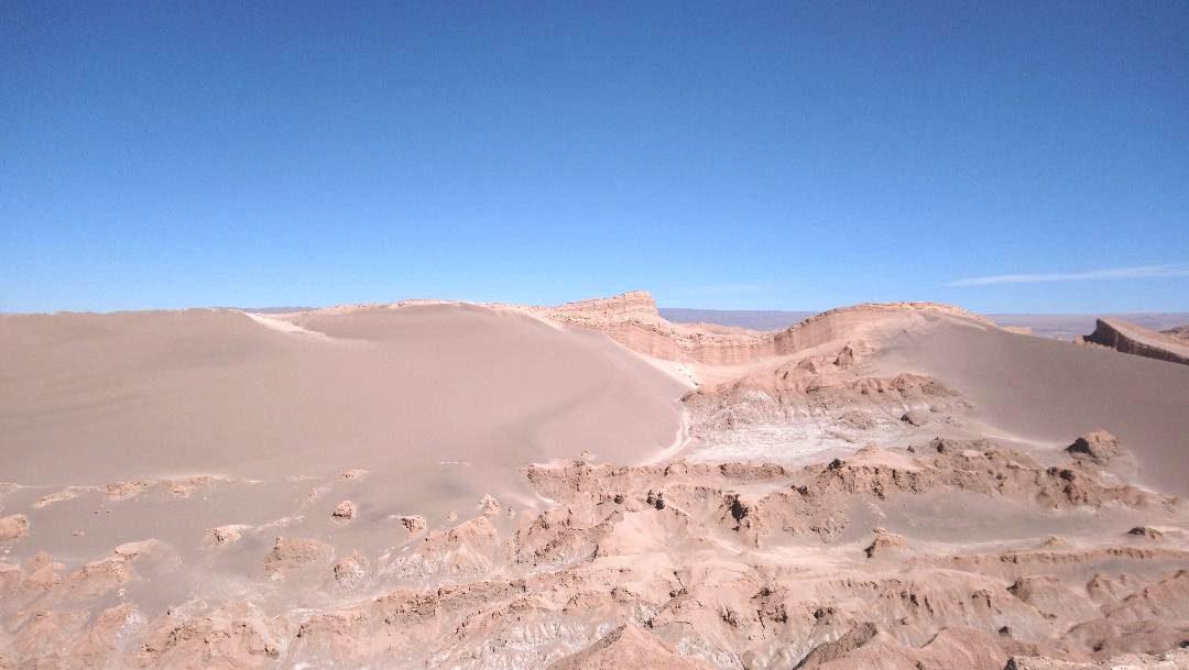 premières impressions sur mon voyage de 3 semaines au Chili