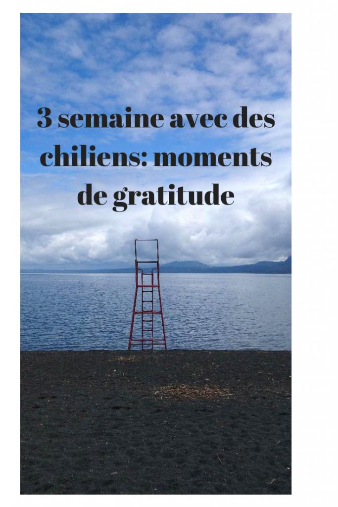 découvrir les chiliens en 3 semaine de voyage en solo