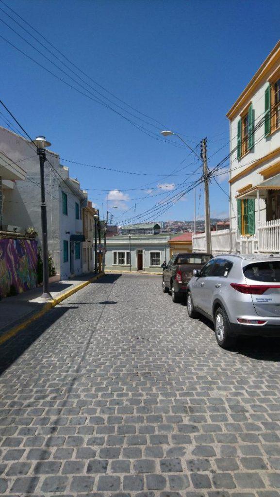 rues de Valparaiso