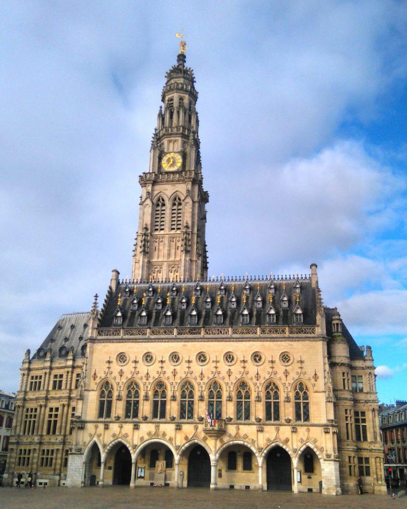 beffroi d'Arras