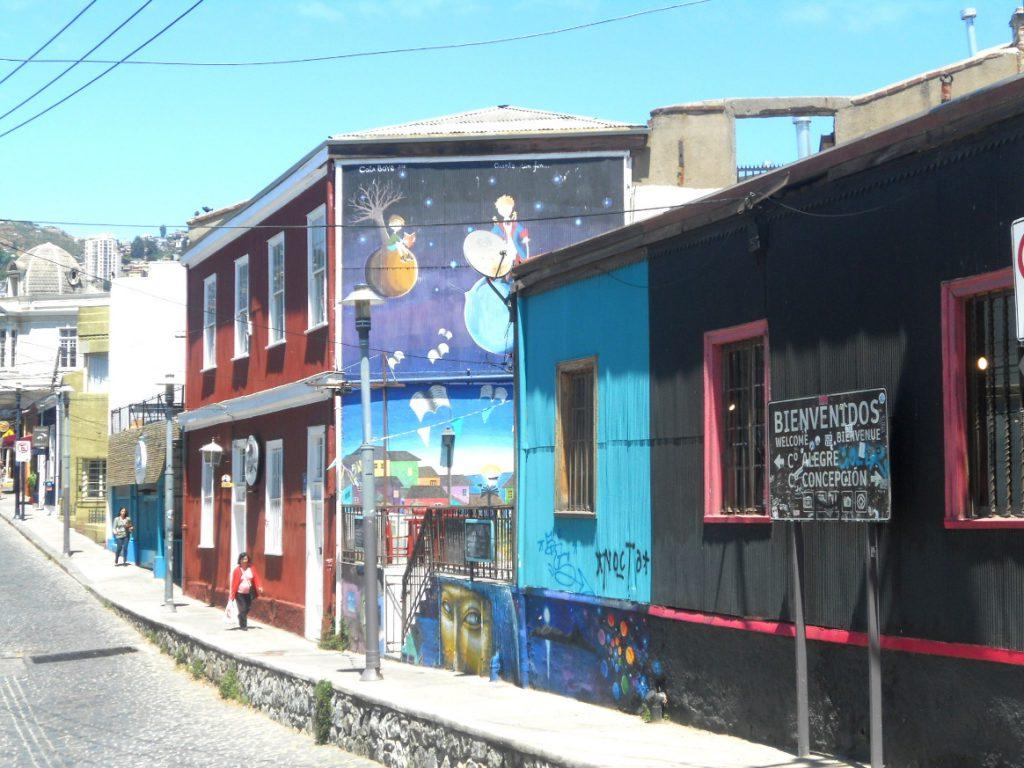 que voir à Valparaiso en 2 jours