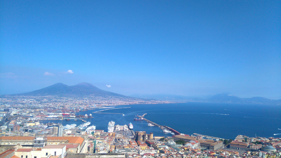 quoi faire un long week-end à Naples