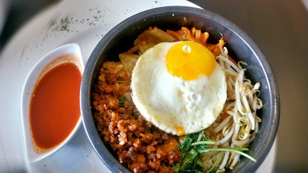 bon restaurant coréen à Paris