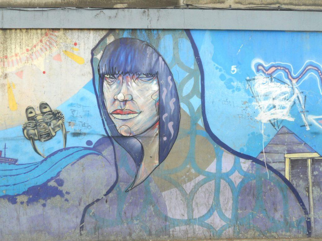 découverte du stret art à Valparaiso