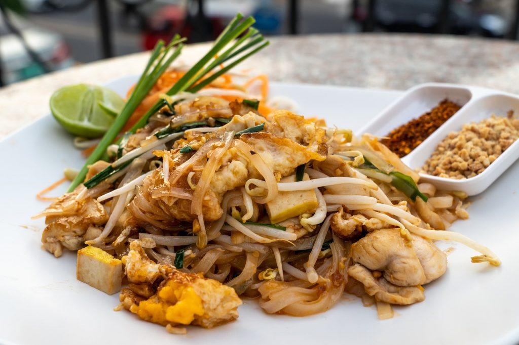 bon resto thaï à Paris