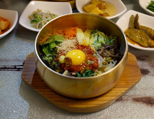 manger coréen à Paris