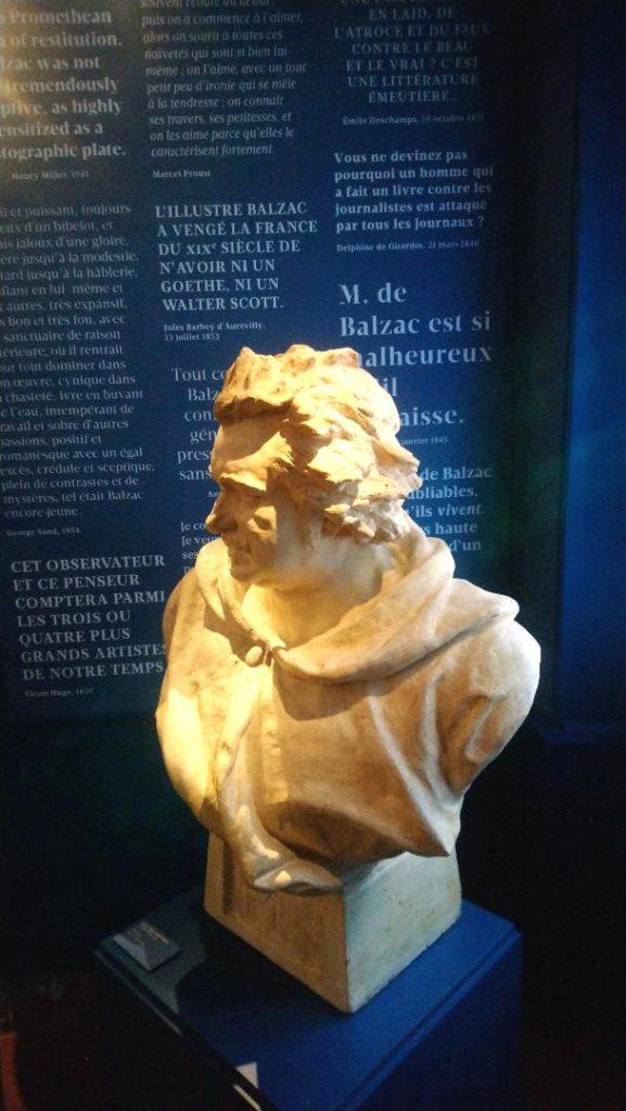 visiter la Maison de Balzac