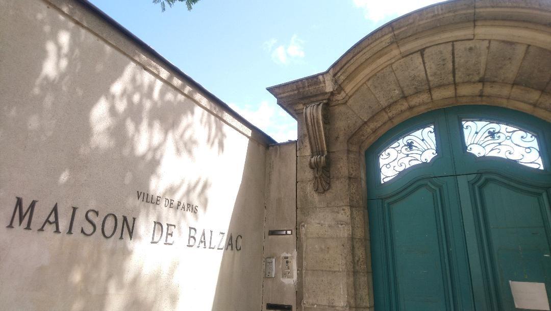 visiter la Maison de Balzac à Paris