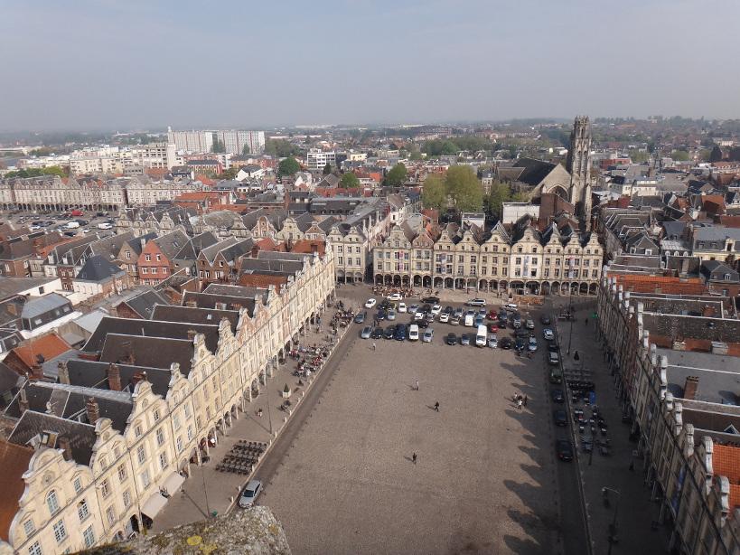 vivre à Arras