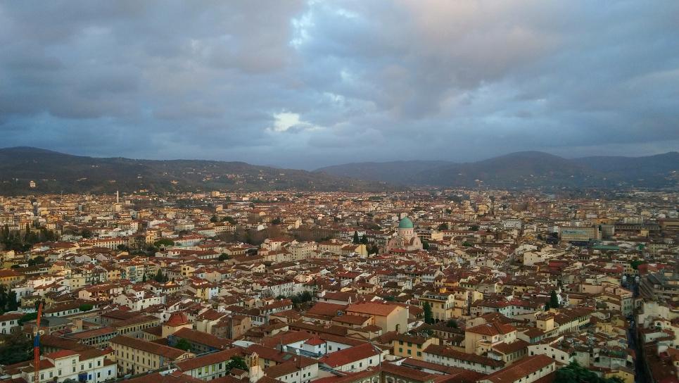 week-end de 2 jours à Florence en hiver
