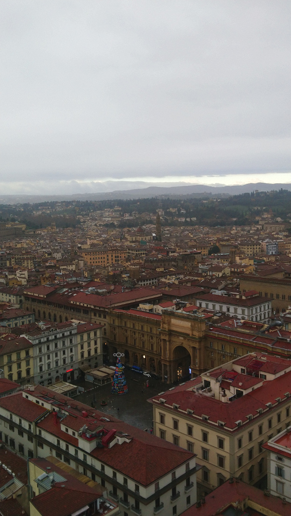 visiter Florence en 2 jours en hiver
