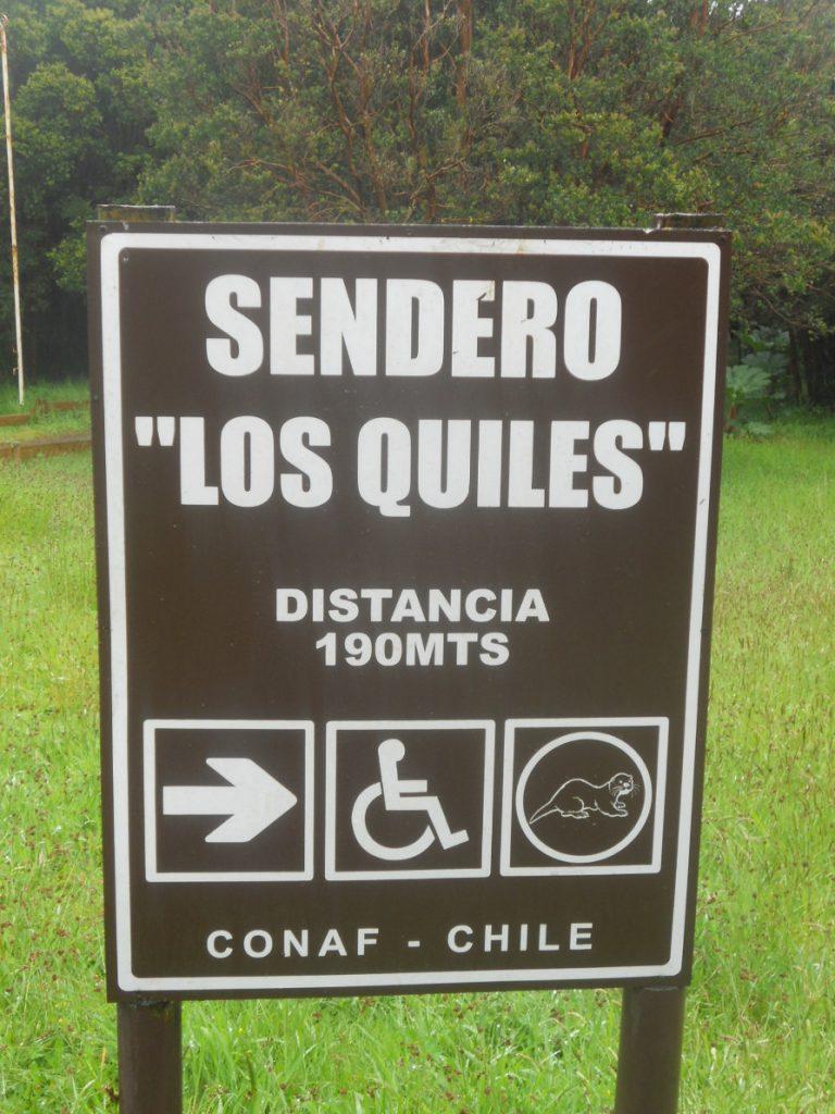 visite du parc national de Chiloé