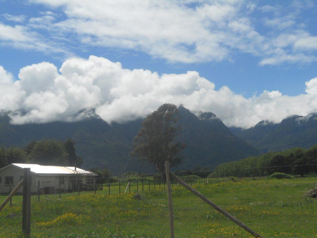 admirer les paysages de volcans à pucon au Chili