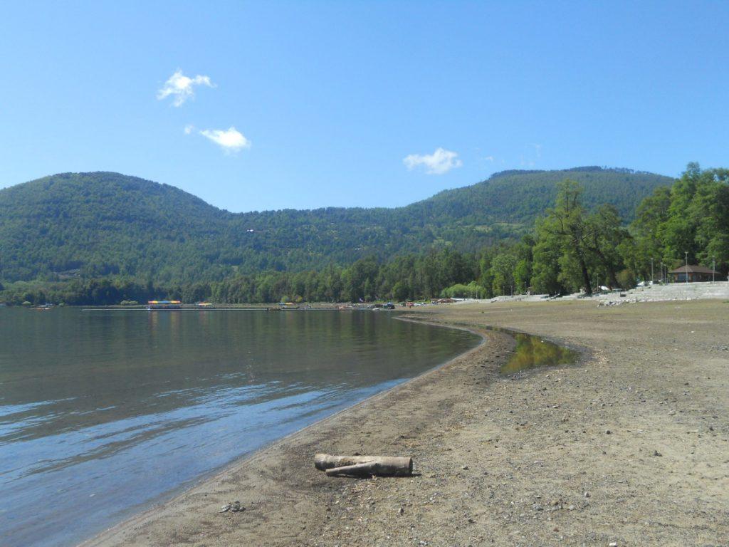 découverte du lac Caburgua