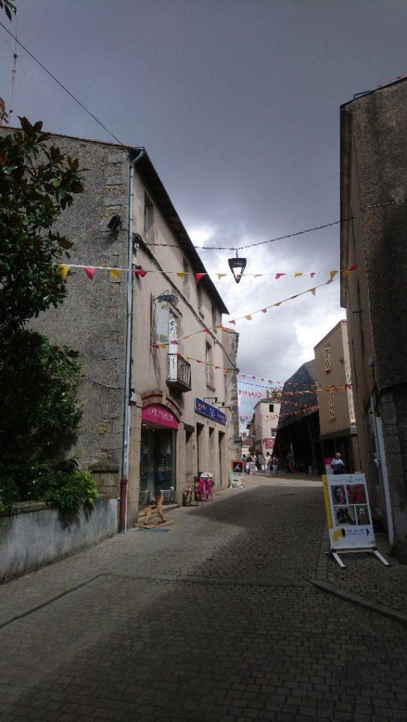 visite du centre historique de Clisson en une journée