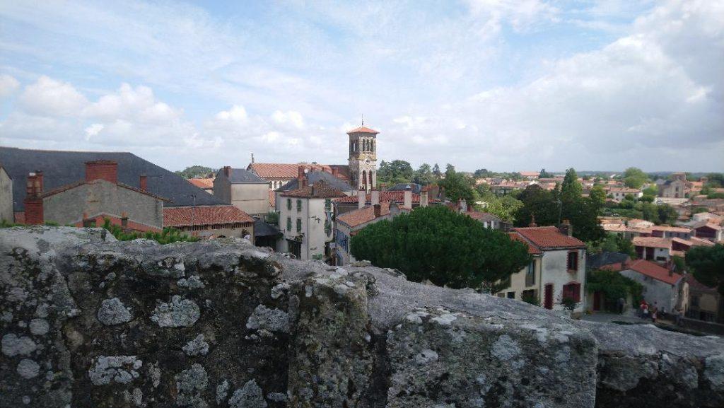 Clisson est une belle ville du vignoble nantais à découvrir absolument