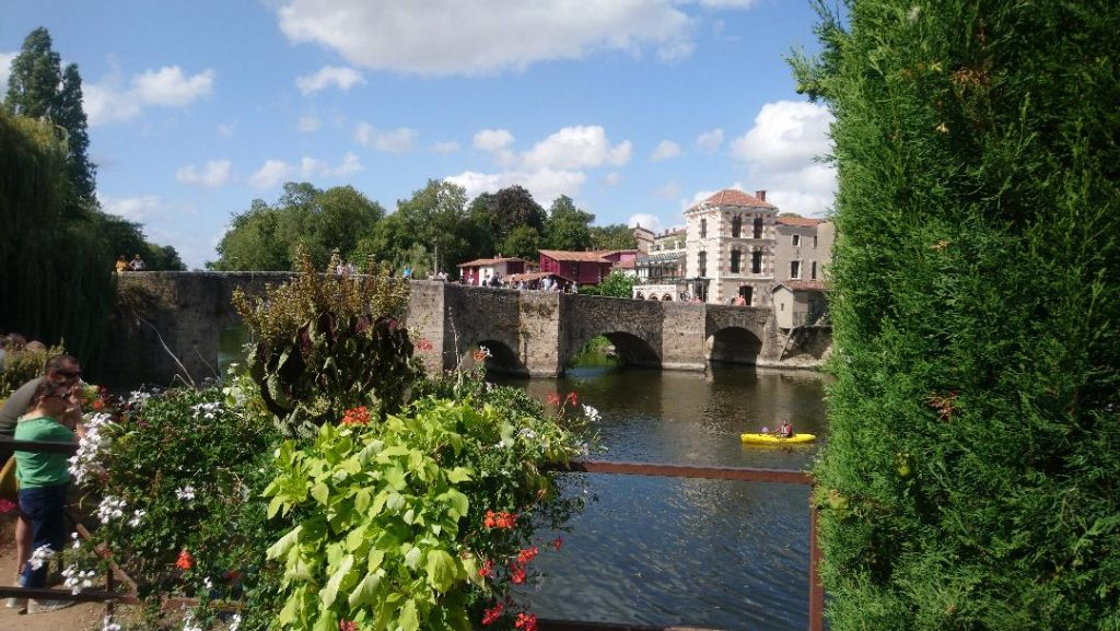 Clisson ville médiévale à visiter près de Nantes
