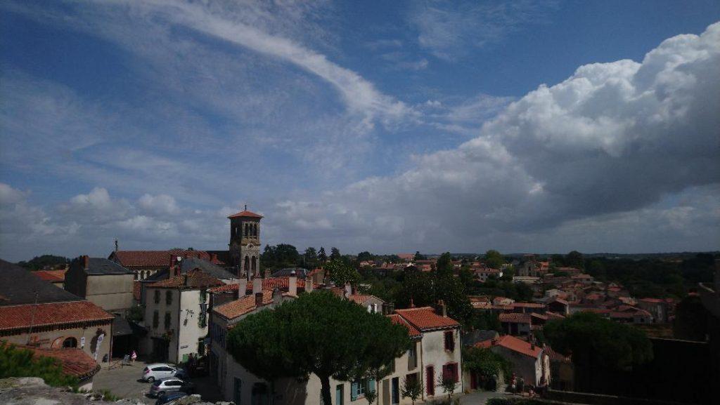 patrimoine historique à découvrir grâce à la visite du château de Clisson