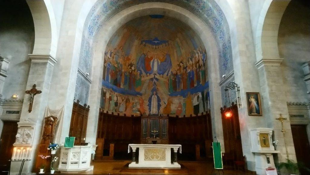 Eglise Notre Dame de Clisson est à visiter