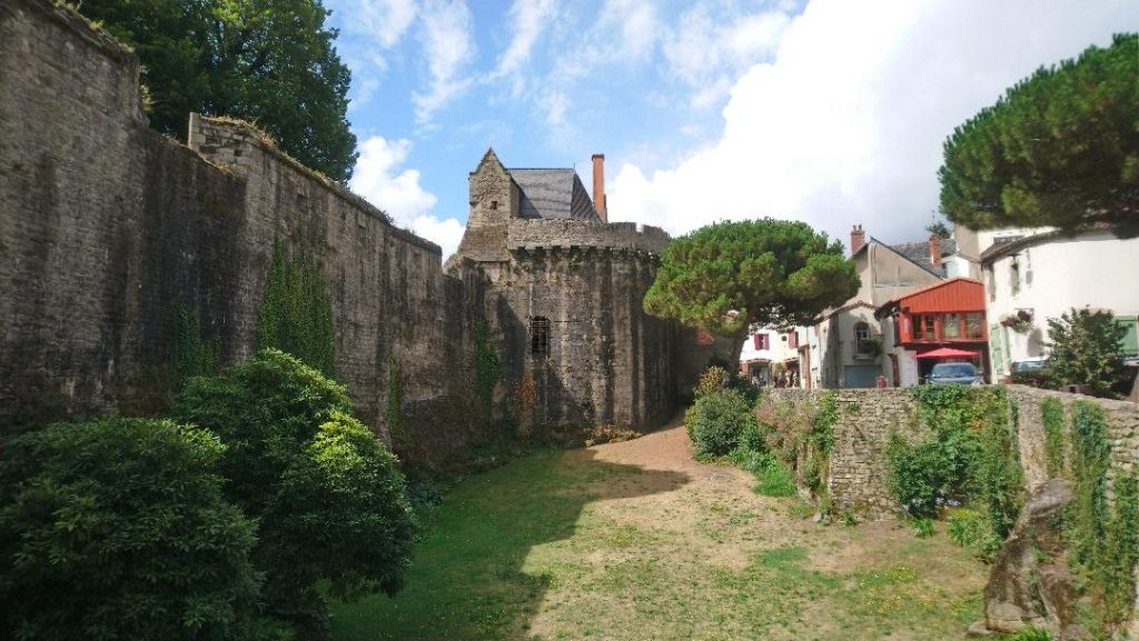 visite du château de Clisson un incontournable de la ville